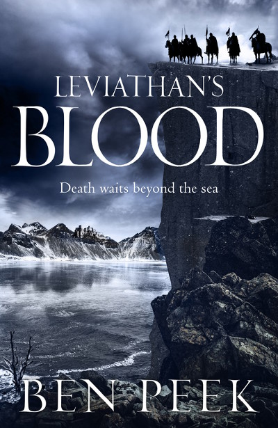 Leviathan's Blood (The Children Trilogy, #2)