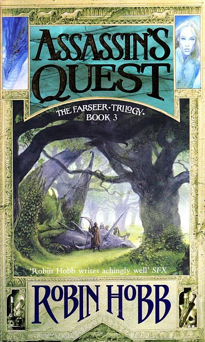 Assassin's Quest (The Farseer, #3)