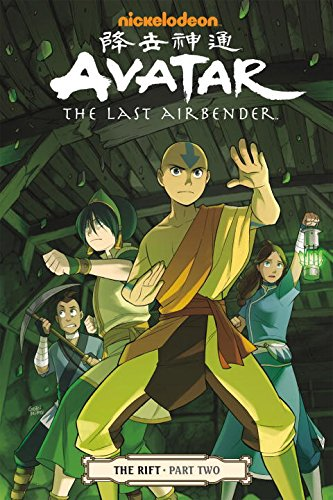 Avatar: The Last Airbender - The Rift: Part Two (Avatar: The Last Airbender - The Rift, #2)