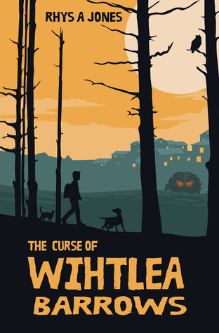 The Curse of Wihtlea Barrows (Merryweathers Mysteries, #1)