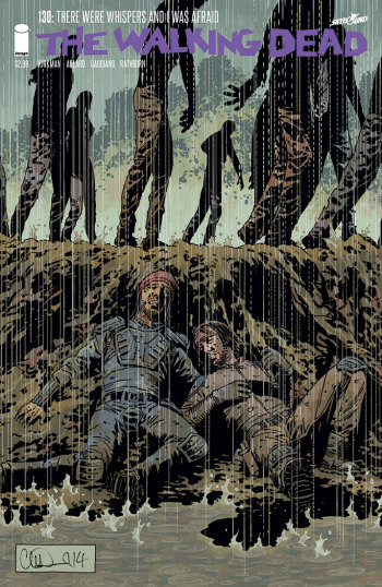 The Walking Dead, Issue #130 (The Walking Dead (single issues), #130)