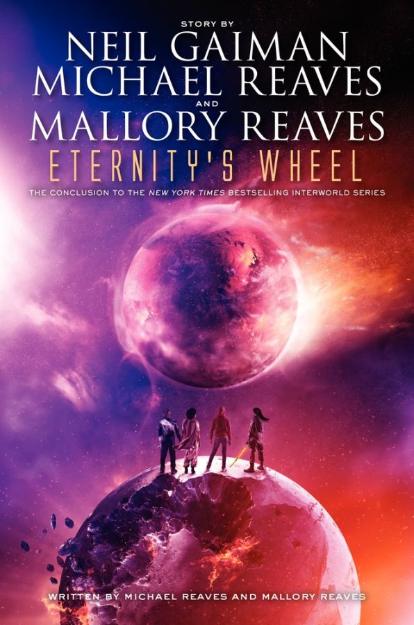 Eternity's Wheel (InterWorld Trilogy, #3)