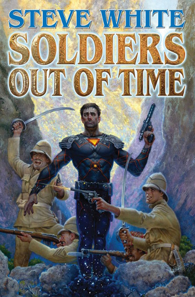 Soldiers Out of Time (Jason Thanou, #5)