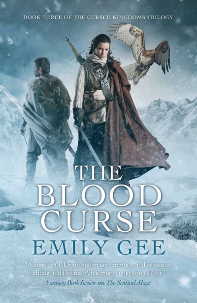 The Blood Curse (The Cursed Kingdoms Saga, #3)