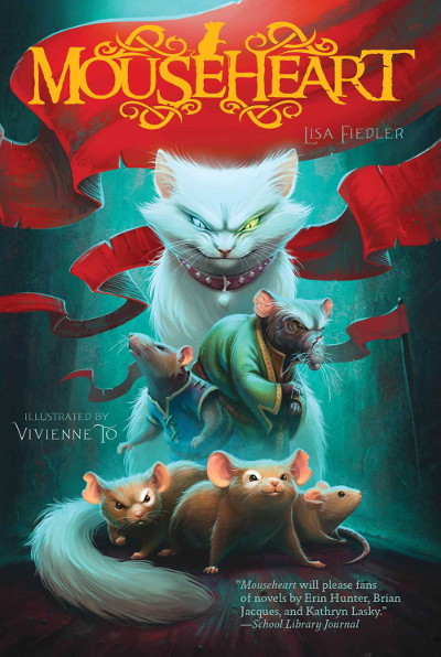 Mouseheart (Mouseheart, #1)