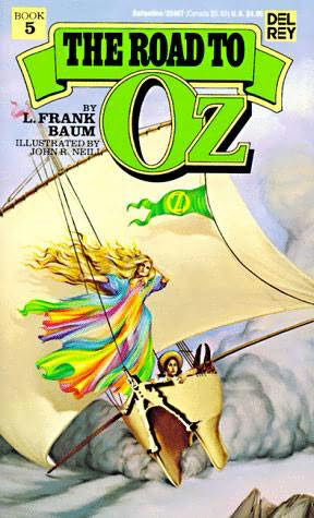 The Road to Oz (Oz, #5)