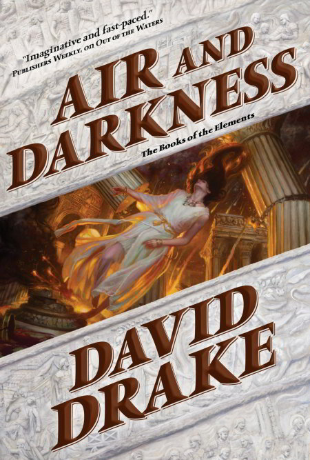 Air and Darkness (The Books of the Elements, #4)