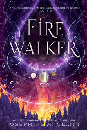 Firewalker (The Worldwalker Trilogy, #2)