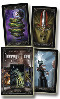 Necronomicon Tarot (Necronomicon Series, #3)