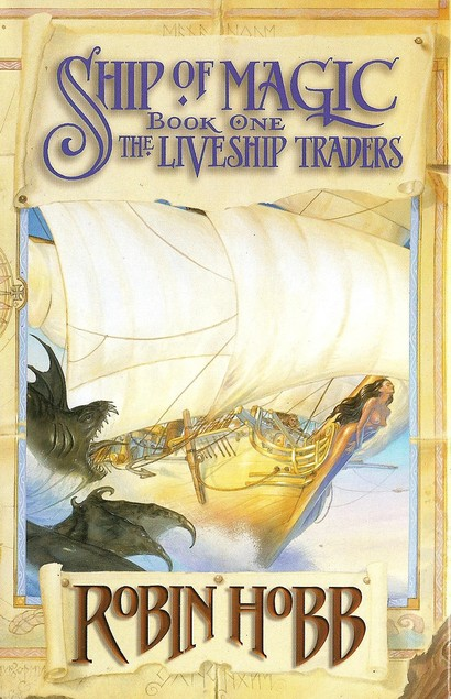 Ship of Magic (The Liveship Traders, #1)