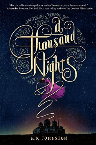 A Thousand Nights (A Thousand Nights, #1)
