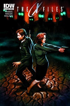 The X-Files Season 10 #1 (The X-Files Season 10, #1)