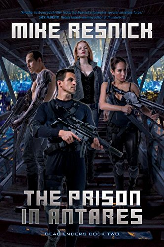 The Prison in Antares (Dead Enders, #2)