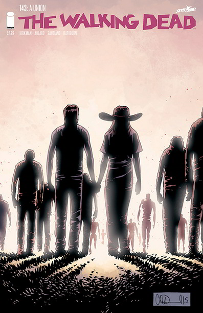 The Walking Dead, Issue #143 (The Walking Dead (single issues), #143)