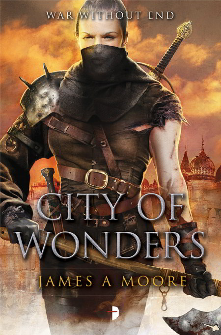 City of Wonders (Seven Forges, #3)