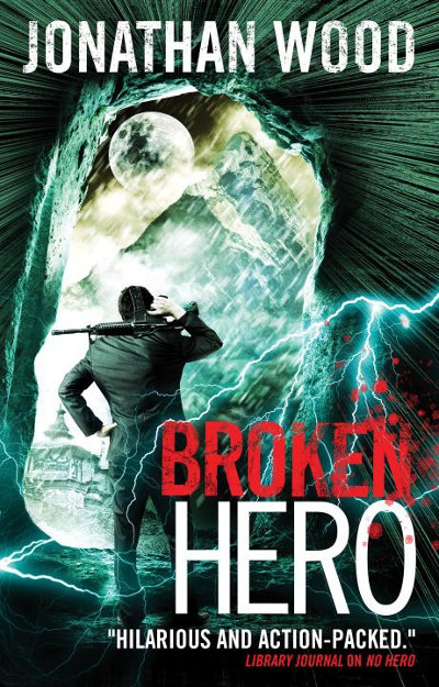 Broken Hero (Arthur Wallace, #4)