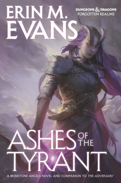 Ashes of the Tyrant (Forgotten Realms: Brimstone Angels, #4)
