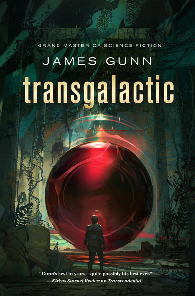Transgalactic (The Transcendental Machine, #2)