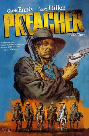 Preacher: Book Three (Preacher, #3)
