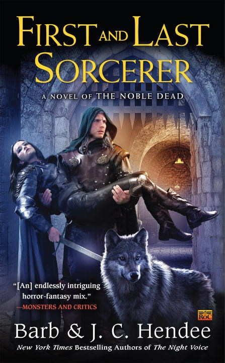 First and Last Sorcerer (The Noble Dead, #13)