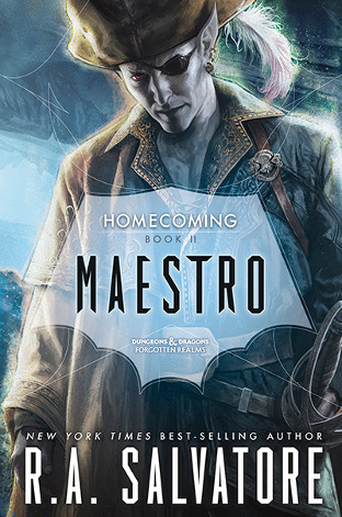 Maestro (Homecoming, #2)
