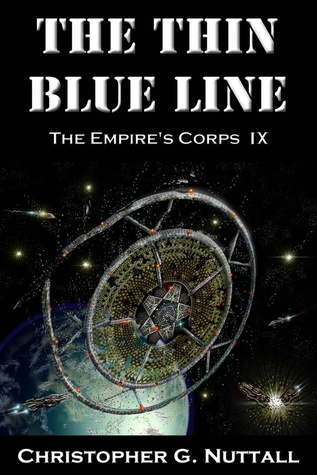 The Thin Blue Line (The Empire's Corps, #9)