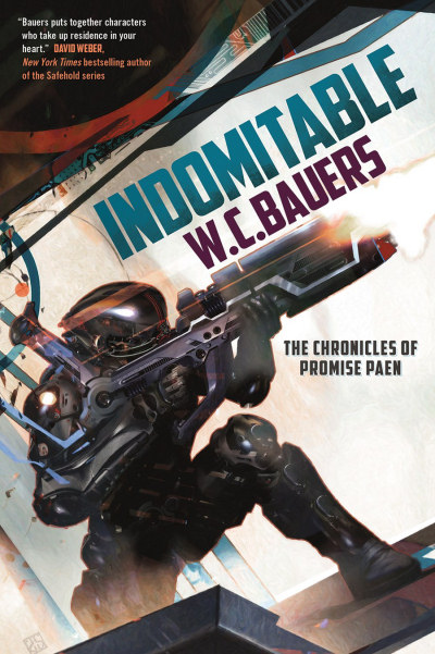Indomitable (The Chronicles of Promise Paen, #2)