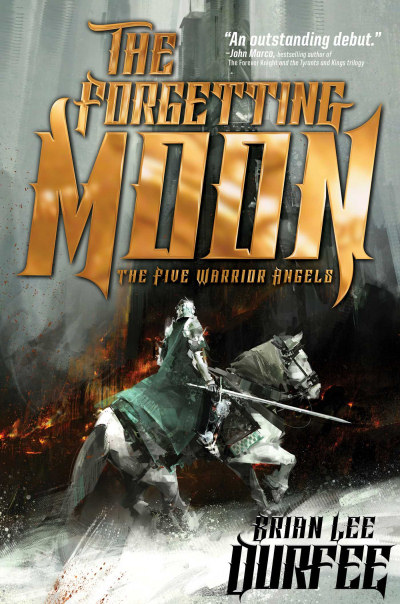 The Forgetting Moon (The Five Warrior Angels, #1)