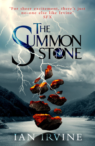 The Summon Stone (The Gate of Good and Evil, #1)