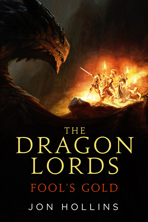 Fool's Gold (The Dragon Lords, #1)