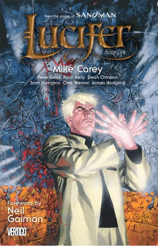 Lucifer: Book One (Lucifer, #1)