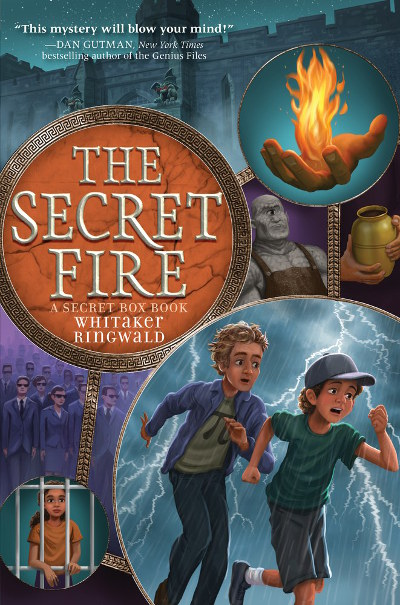 The Secret Fire (The Secret Box, #3)