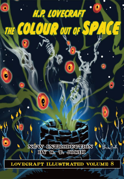 The Colour Out of Space (Lovecraft Illustrated, #8)