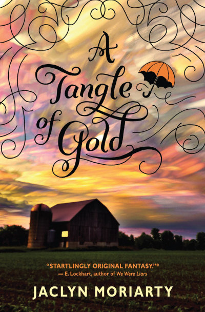 A Tangle of Gold (The Colors of Madeleine, #3)