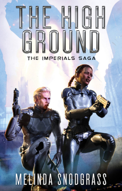 The High Ground (The Imperials Saga, #1)