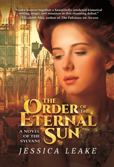 The Order of the Eternal Sun (Sylvani, #2)