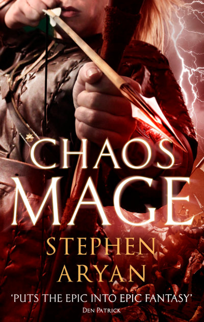 Chaosmage (The Age of Darkness, #3)