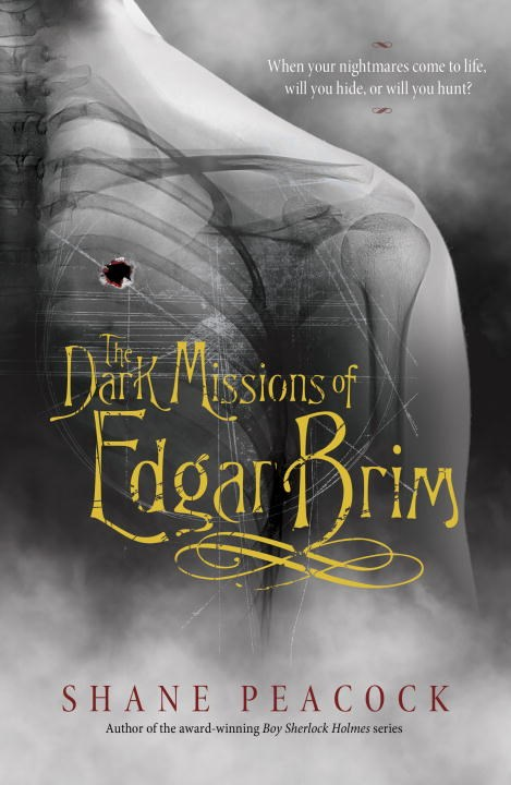 The Dark Missions of Edgar Brim (The Dark Missions of Edgar Brim, #1)