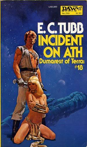 Incident on Ath (Dumarest of Terra, #18)
