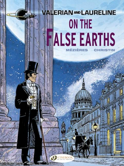 On the False Earths (Valerian and Laureline, #7)