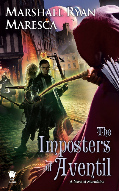 The Imposters of Aventil (Maradaine, #3)