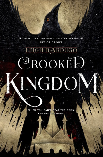 Crooked Kingdom (The Six of Crows Duology, #2)