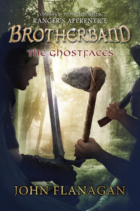 The Ghostfaces (Brotherband Chronicles, #6)