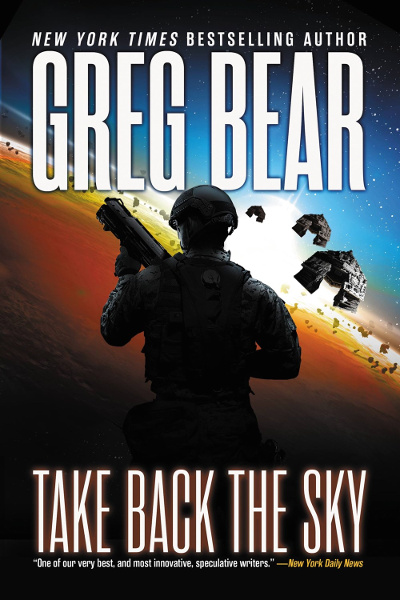 Take Back the Sky (War Dogs, #3)