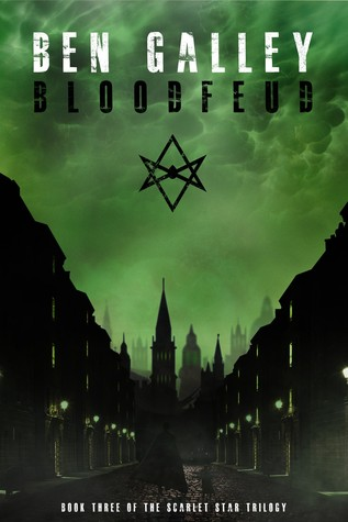 Bloodfeud (The Scarlet Star Trilogy, #3)
