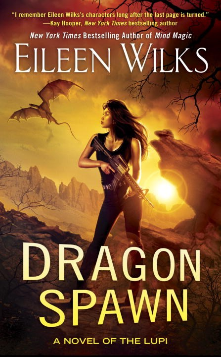 Dragon Spawn (The World of the Lupi, #13)