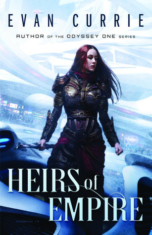 Heirs of Empire (The Scourwind Legacy, #1)