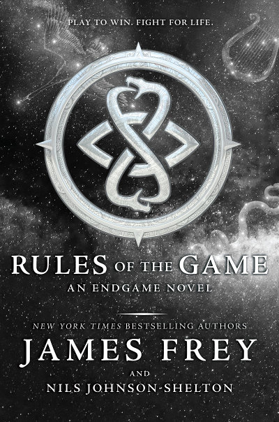 Rules of the Game (Endgame, #3)