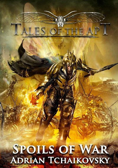 Spoils of War (Tales of the Apt, #1)