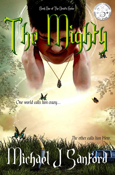 The Mighty (The Druid's Guise, #1)